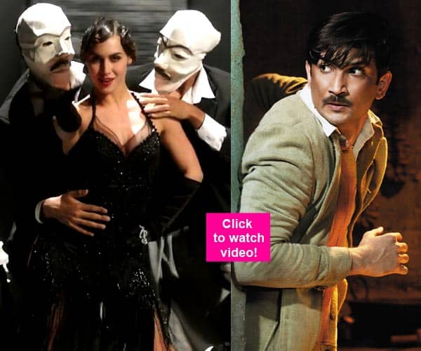 Detective Byomkesh Bakshy! song Calcutta Kiss: Watch Lauren Gottlieb's superb dancing skills in this Sushant Singh Rajput starrer