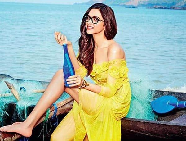 Deepika Padukone poses for an eyewear brand- watch video ...