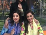 Sonakshi Sinha and mom Poonam Sinha on the sets of Farah Ki Daawat – view pics!