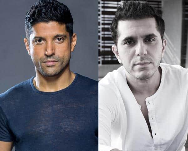 How do Farhan Akhtar and Ritesh Sidhwani bond with their friends?