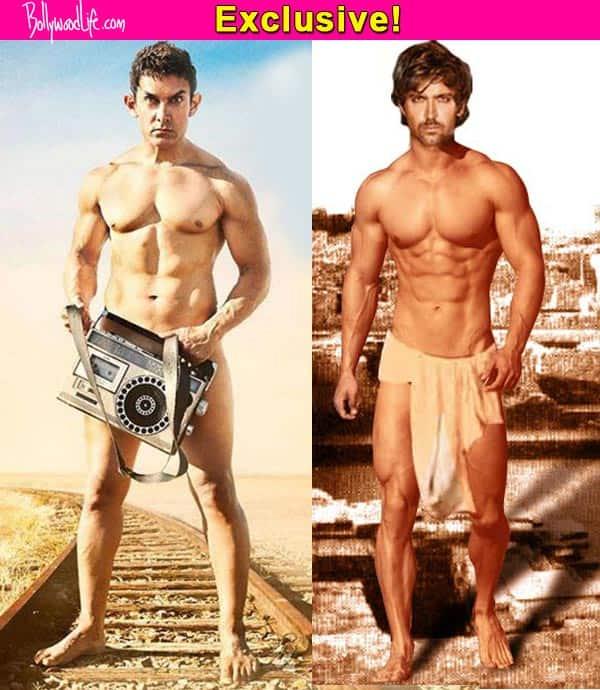 After Aamir Khan's PK, Hrithik Roshan to go nude in Mohenjo Daro!