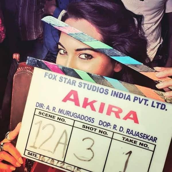 Sonakshi Sinha's next with AR Murugadoss titled Akira