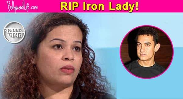 Aamir Khan condoles Park Street rape survivor Suzette Jordan's death!