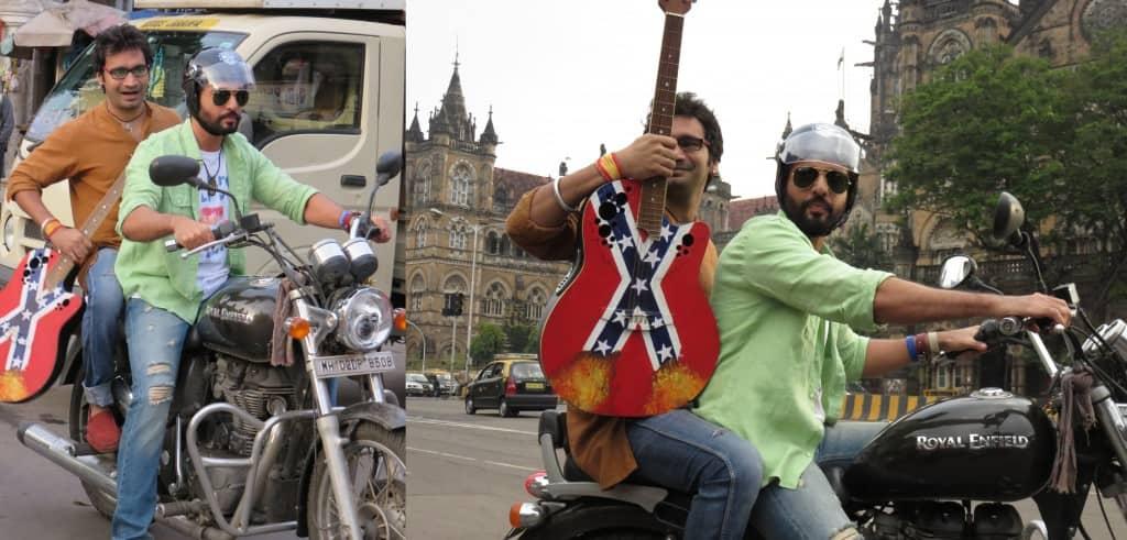 Jay Bhanushali brings his love to the sets of Sunny Leone's Ek Paheli Leela!