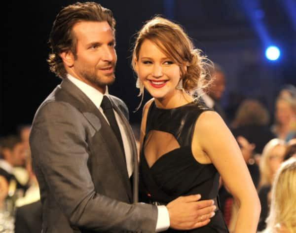 Jennifer Lawrence found sex scene with Bradley Cooper awkward