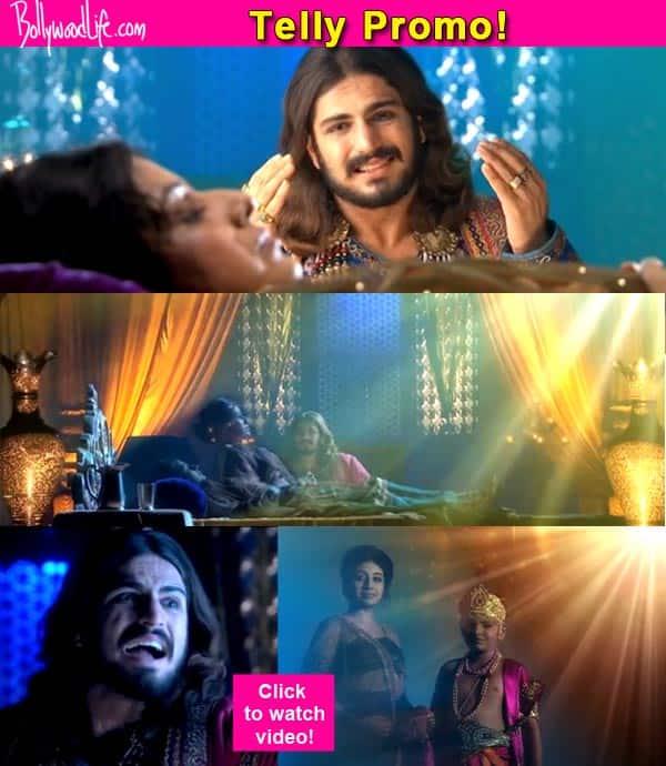 Jodha Akbar: Will Jodha pay for Akbar's sins? Watch video!