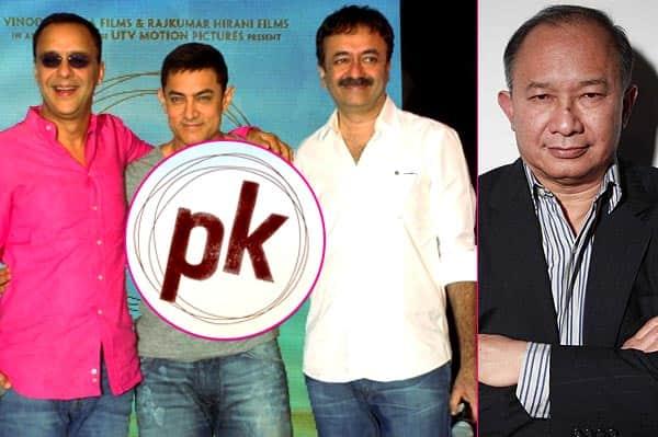 Face Off  director John Woo watches Aamir Khan's PK; writes appreciation mail to Rajkumar Hirani!