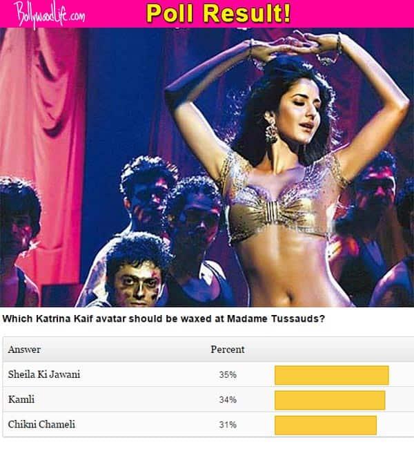 Katrina Kaif's Sheila Ki Jawani avatar best for Madame Tussauds wax statue, say fans!