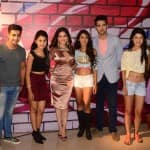 WTF! Kaisi Yeh Yaariyaan's Niti Taylor, Veebha Anand, Charlie Chauhan and Krissann Barretto eve teased by collegians – Watch video!