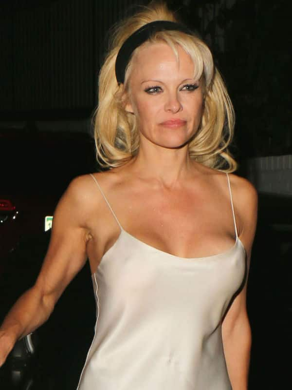 OMG: Pamela Anderson's ex- husband accuses her of being a ...