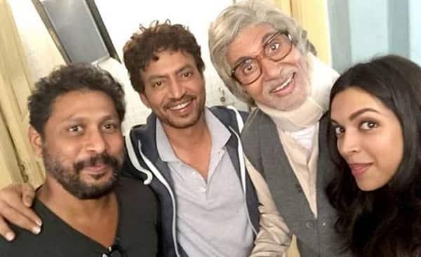 Deepika Padukone, Amitabh Bachchan and Irrfan Khan's Piku to release on May 8!