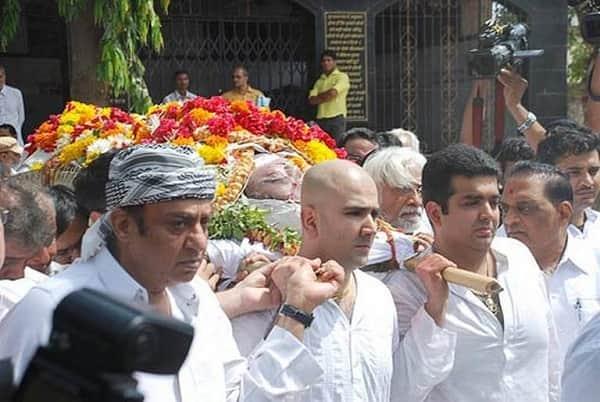 Filmmaker Prakash Mehra's son Amit Mehra no more