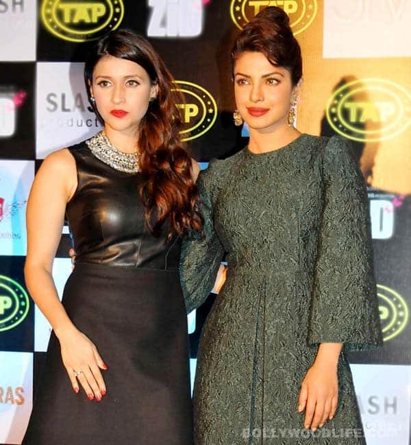 Has Priyanka Chopra put her cousin Mannara's career on hold?