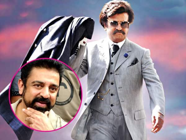 Kamal Haasan reacts to Rajinikanth's Lingaa controversy!