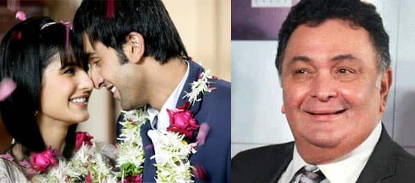 Ranbir Kapoor and Katrina Kaif in a live-in relationship, confirms Rishi Kapoor