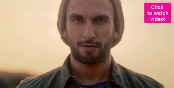 Ranveer Singh urges fans to get the fu*k out – watch video!
