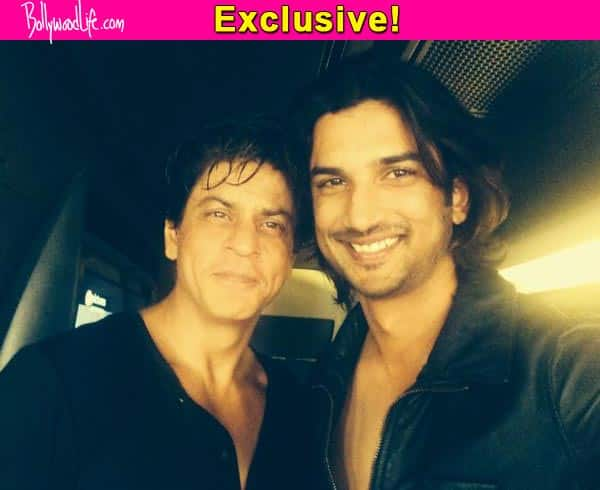 When Sushant Singh Rajput wanted Shah Rukh Khan's autograph but couldn't get it….