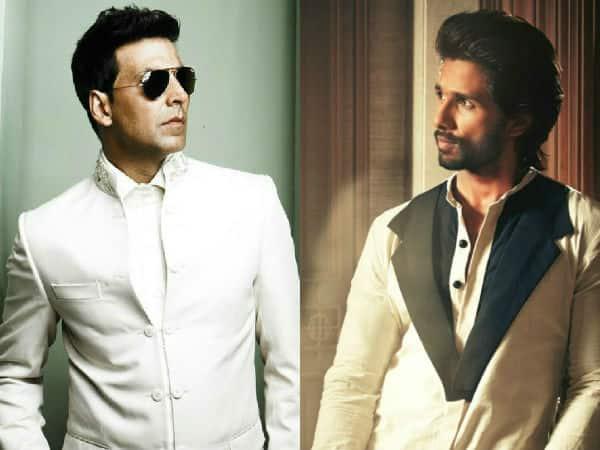 Akshay Kumar: I'm not a dancer, Shahid Kapoor is