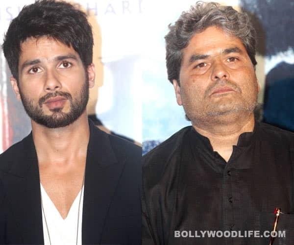 I feel sad for Shahid, says Vishal Bhardwaj!