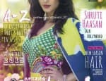 Shruti Haasan makes for a gorgeous cover girl- view pic!