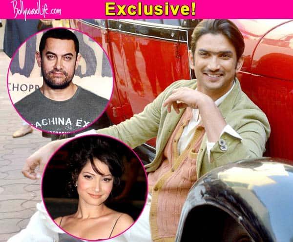 Sushant Singh Rajput: I would spy on Aamir Khan and NOT Ankita Lokhande!