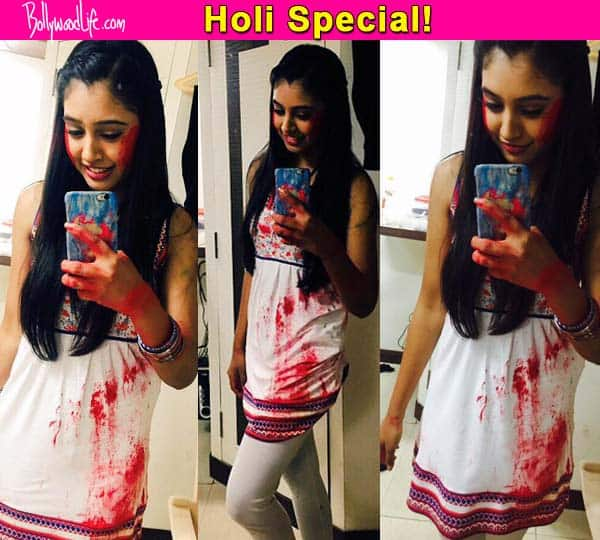 Kaisi Yeh Yaariyaan Holi Special: Will Manik force Nandini to celebrate holi? Watch video!