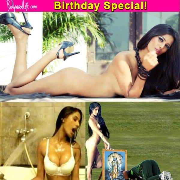 A look at Poonam Pandey's top controversies!