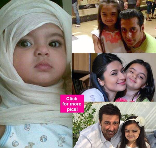 Yeh Hai Mohabbatein child actor Ruhi aka Ruhanika Dhawan's baby pic will make you go awww!