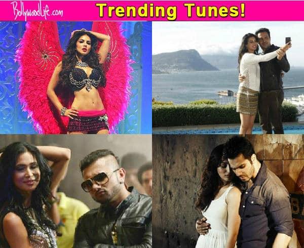 Yo Yo Honey Singh's One Bottle Down, Sunny Leone's Desi Look, Emraan Hashmi's Tu Jo Hain are a hit this week – watch videos!