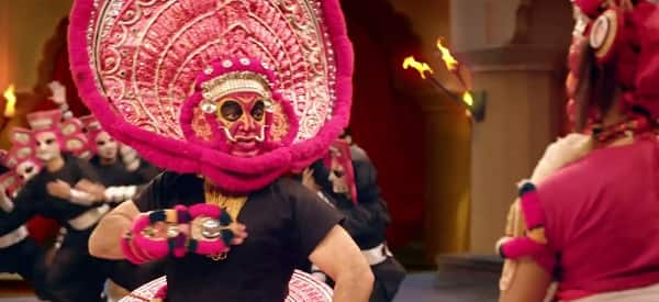 Uttama Villain song Iraniyan Naadagam: Kamal Haasan dons Theyyam avatar to keep you engrossed!
