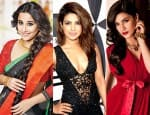 Here's how Priyanka Chopra, Kriti Sanon and Vidya Balan plan to celebrate Holi this year!