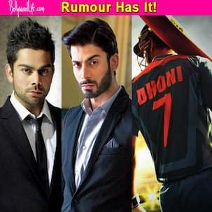 Fawad Khan to play Anushka Sharma's boyfriend Virat Kohli in MS Dhoni biopic!