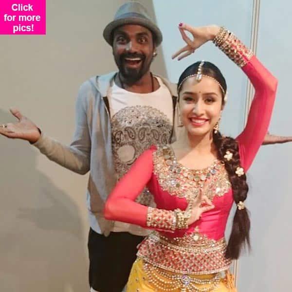 Remo D'Souza choreographs Shradhha Kapoor's acts for Braj Mahotsav – View pics!