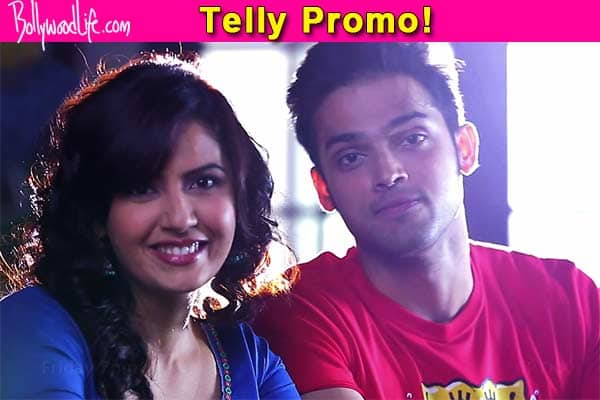 Pyaar Tune Kya Kiya: Parth Samthaan and Smriti Kalra have a cutesy equation – watch video!