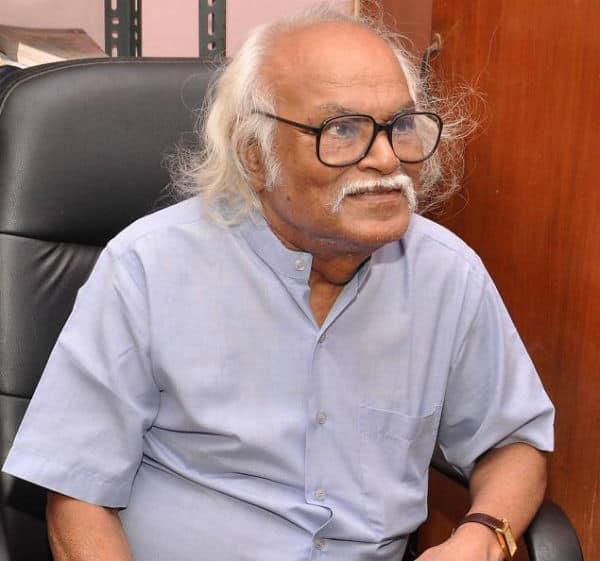 Tamil writer D Jayakanthan passes away