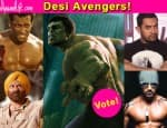 Salman Khan. Aamir Khan, John Abraham or Sunny Deol – who should play Hulk in the desi version of Avengers? Vote!