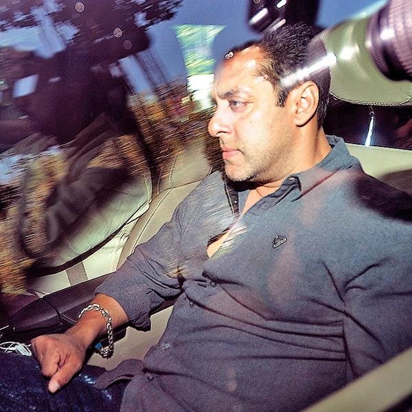 Salman Khan hit and run case: Salman's car was not speeding, says defence lawyer!