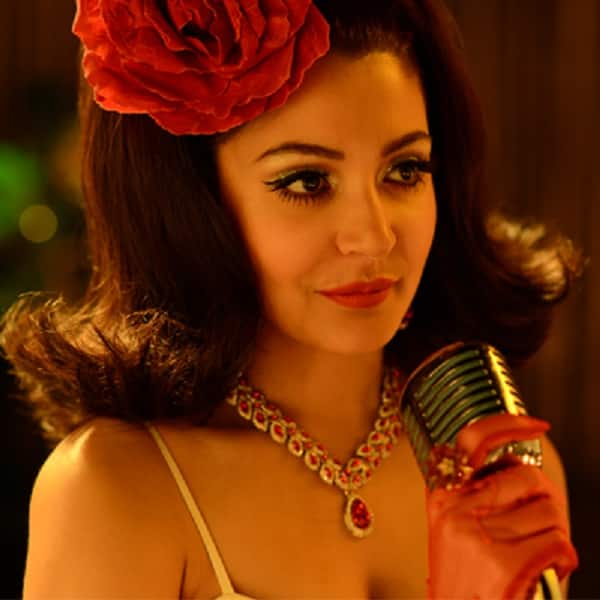 Did you know: It took 4 hours everyday to transform Anushka Sharma to Rosie for Bombay Velvet