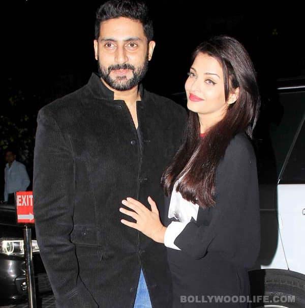 Abhishek Bachchan walks out of wifey Aishwarya Rai Bachchan's comeback film Jazbaa?