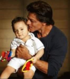AbRam-Shahrukh-Khan