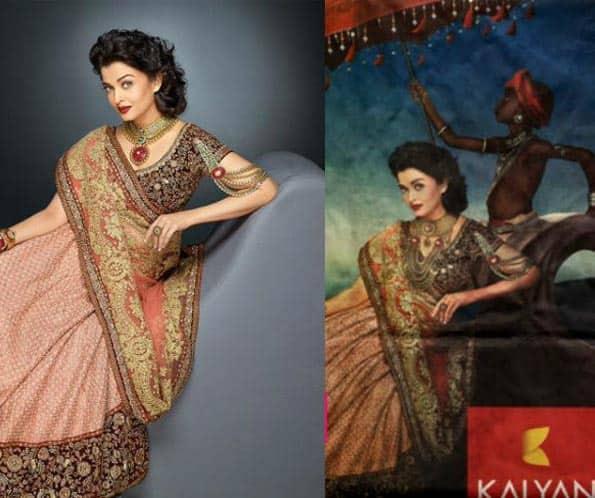 Kalyan Jewellers pulls the racist ad featuring Aishwarya Rai Bachchan!