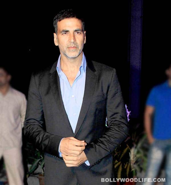 Akshay Kumar bails out his manager's film