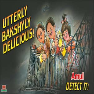 Ha Ha! Have you checked out Amul's AWESOME new poster on Sushant Singh Rajput's Detective Byomkesh Bakshy!?