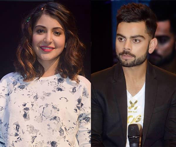 Anushka Sharma couple