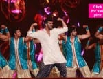 Arjun Kapoor burns the dance floor at Hema Malini's Braj Mahotsav in Mathura- view pics!