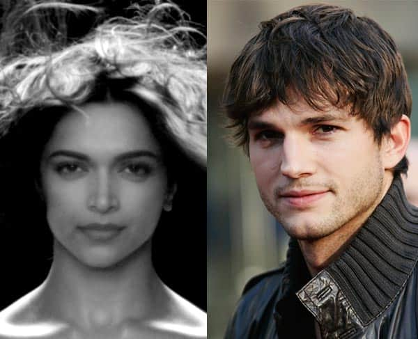 After Alia Bhatt's Going Home, Ashton Kutcher shares Deepika Padukone's My Choice