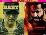 Akshay Kumar's Baby and Varun Dhawan's Badlapur front runners at the box office in the first quarter!