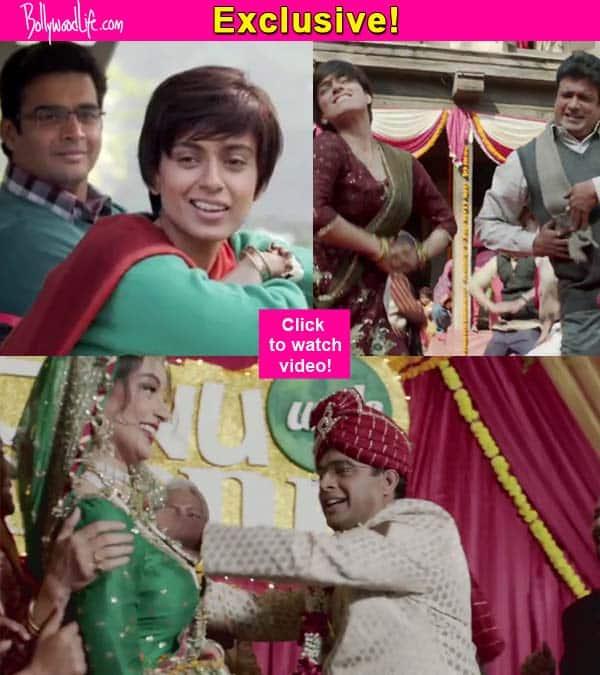 Tanu Weds Manu Returns song Banno: Kangana Ranaut's tom-boyish antics will bowl you over in this 'saaxy'song!