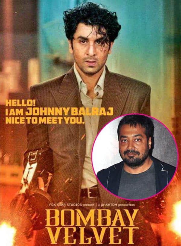 Anurag Kashyap denies screening Ranbir Kapoor – Anushka Sharma's Bombay Velvet at Cannes Film Festival!