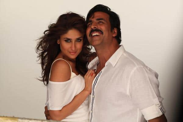 Gabbar Is Back song Teri meri kahaani: Akshay Kumar-Kareena Kapoor Khan's romantic rock song is a MUST have in your players!